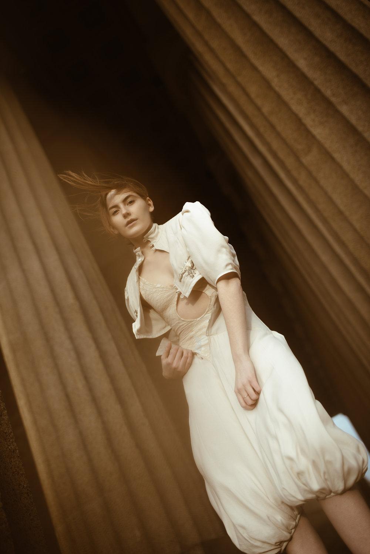 Model: Macy Harmon | Designer: Sydney Duncan