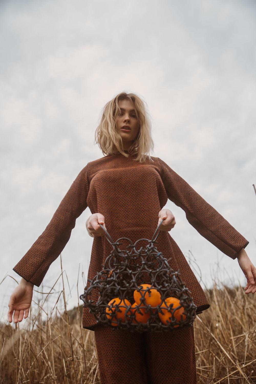 Designer: Macy Harmon // Model: Julia Bedeaux