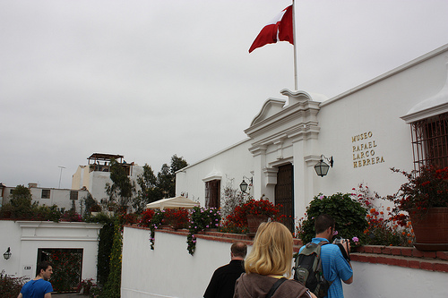 Lima city tour & larco museum -
