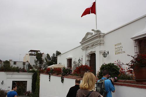 Lima cityt tour & larco museum -