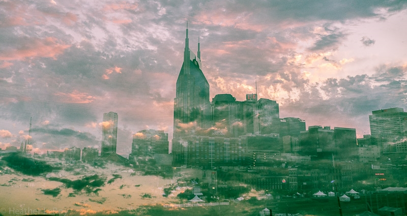 Nashville Skyline Photo Credit:  Heather Leroy