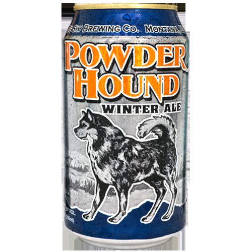 Powder Hound® Aluminum Can