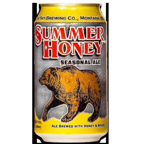 Summer Honey® Aluminum Can