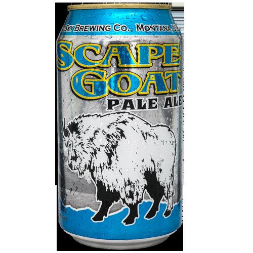 Scape Goat® Pale Ale Aluminum Can