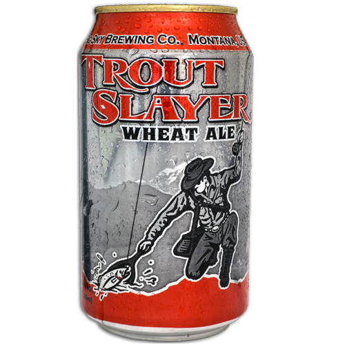 Trout Slayer® Aluminum Can