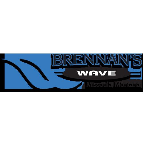 Brennan's Wave logo