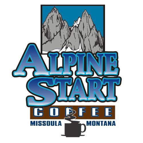 Alpine Start Logo