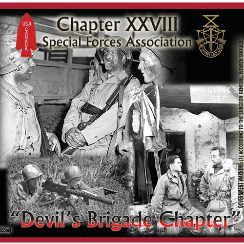 Devil's Brigade Label