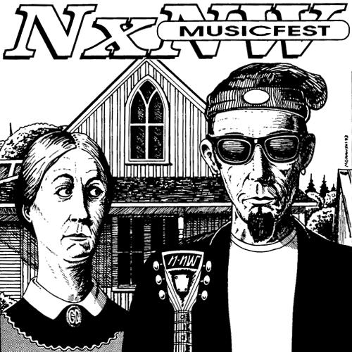 NxNW Musicfest Program Cover