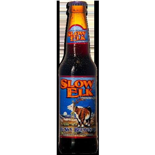 Slow Elk® 12 oz. Bottle