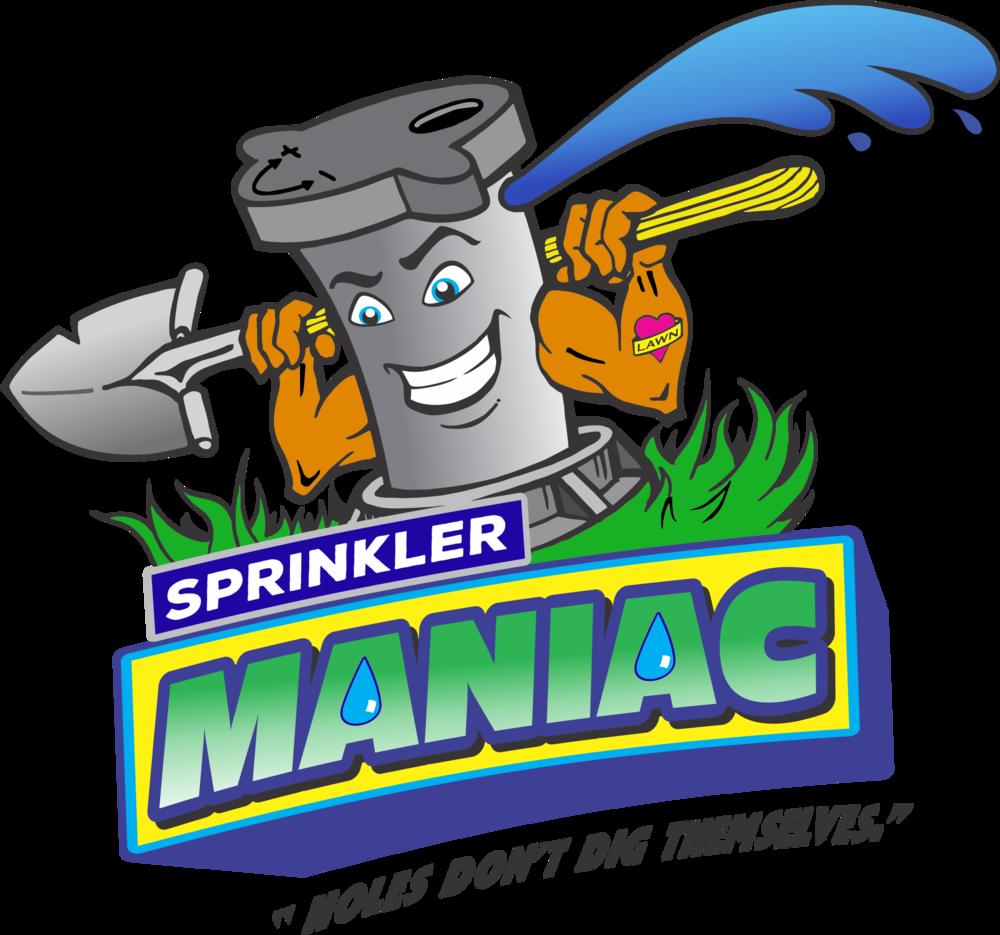 Sprinkler Maniac logo