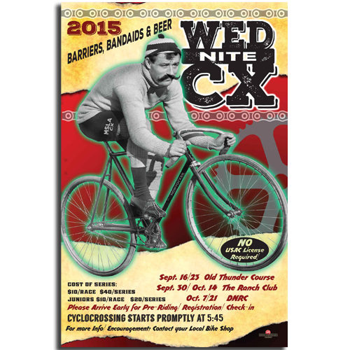 Missoula Cyclocross Series Poster