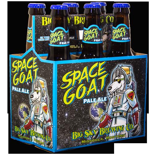 Space Goat Pale Ale