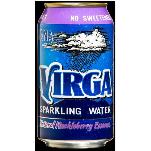 Virga Montana Sparkling Water