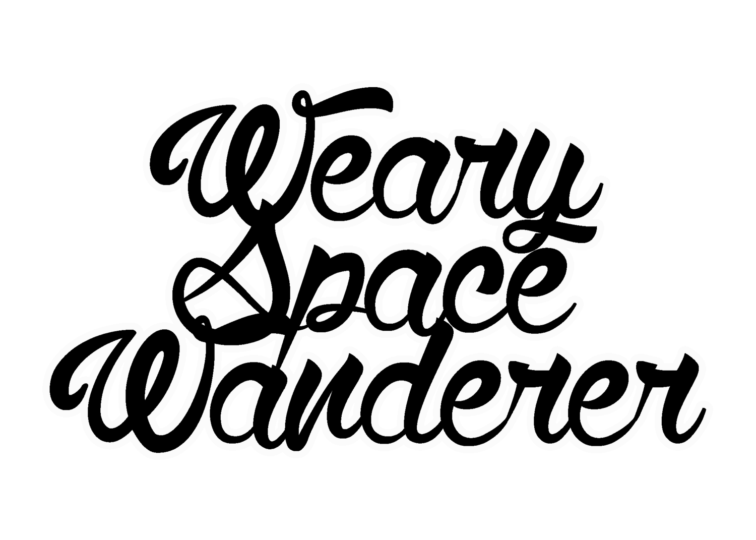 Weary Space Wanderer