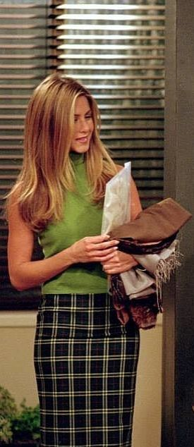 12 Of Our Favourite Rachel Green Outfits u2014 Zapyle