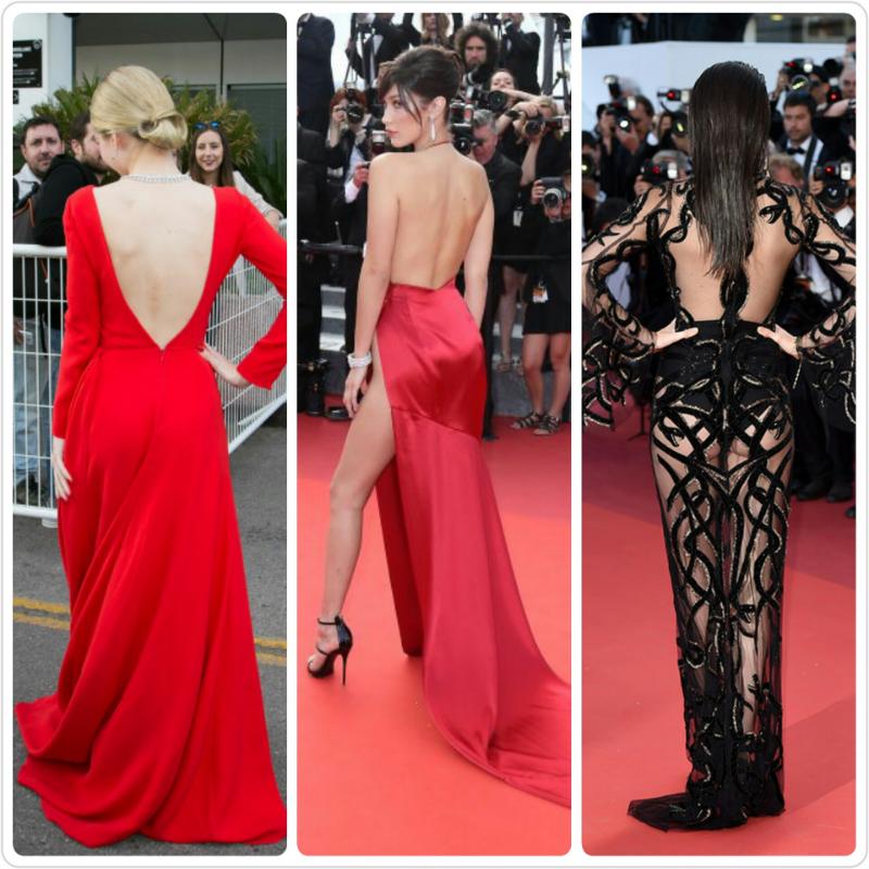 Lottie Moss, Bella Hadid, Kendall Jenner