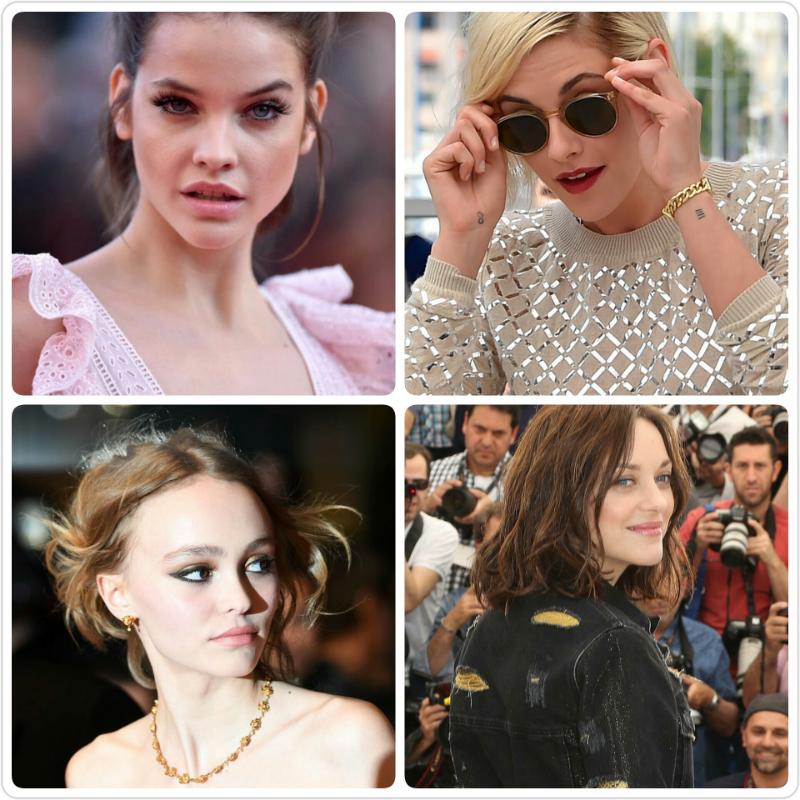 Barabar Palvin, Kristen Stewart, Lily-Rose Depp, Marion Cotillard
