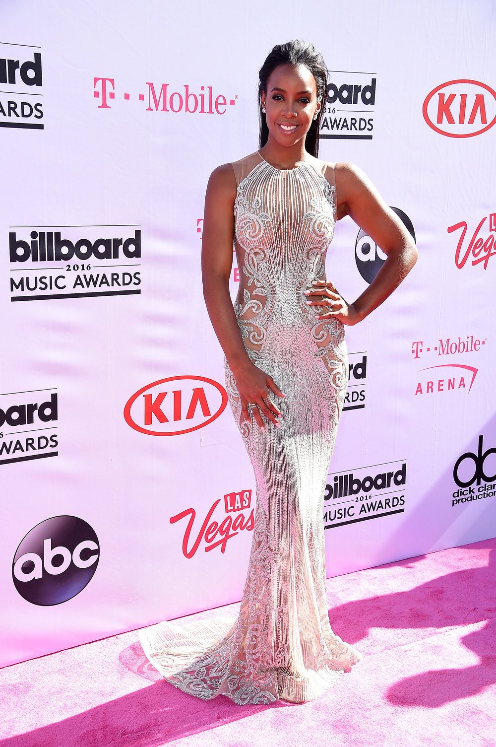 Kelly Rowland in Labourjoisie