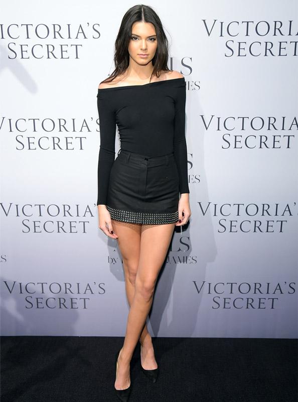 Kendall Jenner- top model
