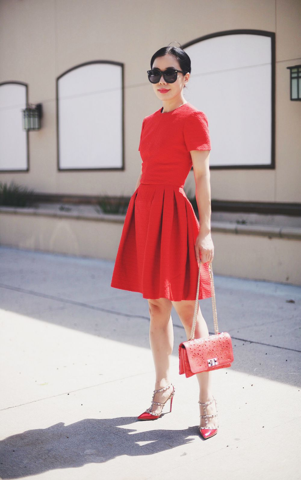 Super sexy in red!