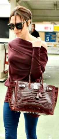 The Beckham! Crocodile Birkin