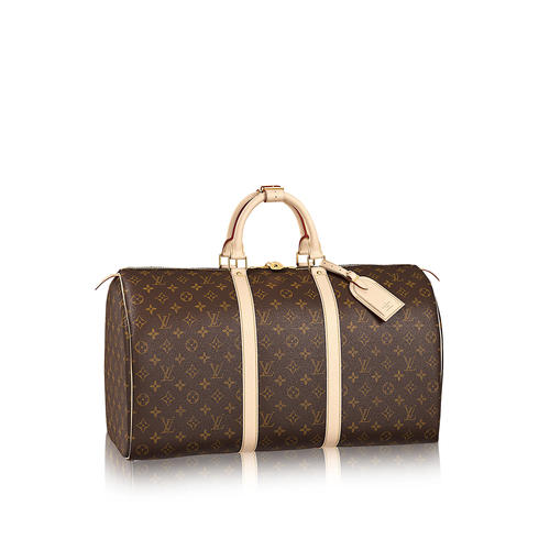 c040b76e4ed9 The leather trunks and luggage that Louis Vuitton first created for the  rich and famous are what cemented the brand s luxe quality and appeal.