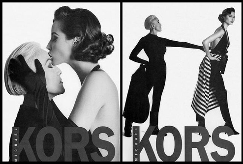Kors 90's campaign