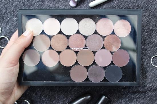Warm Neutrals eyeshadow palette by M.A.C