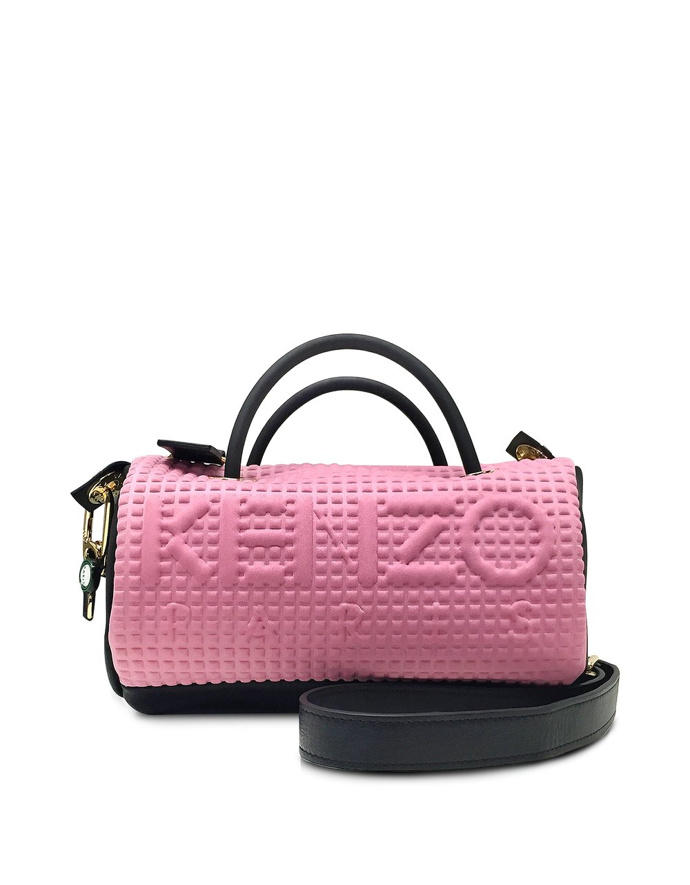 Kenzo Fabric Shoulder Bag