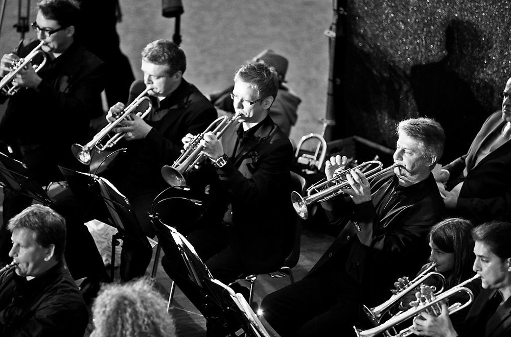 Performing at Schagerl Brass Festival Stift-Melk  European Brass Ensemble, under driection of Thomas Clamor