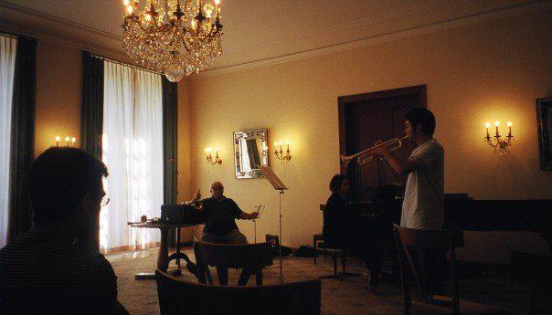 Maurice André, 2003 Zurich