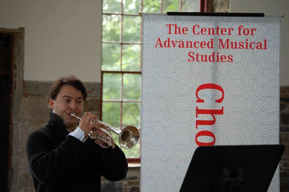 Chosen Vale Trumpet Institute, New Hampshire, MA 2009