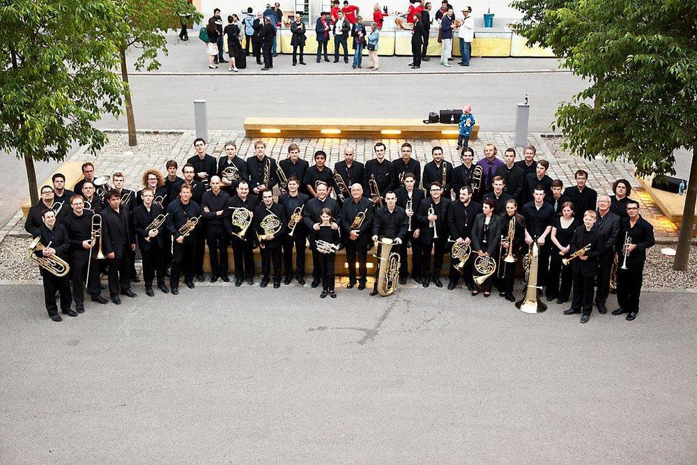 Schagerl Brass Festival European Brass Ensemble - Stift Melk, Austria