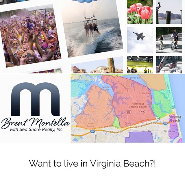 Want to live in Virginia Beach? Go to my community page and check it all the exciting things going on in the 757 ~ www.BrentMontellaTheRealtor.com today!  #propertymanagement #renting #selling #homebuying #seashorerealty #local757  #realestate #realtor #brentmontellatherealtor