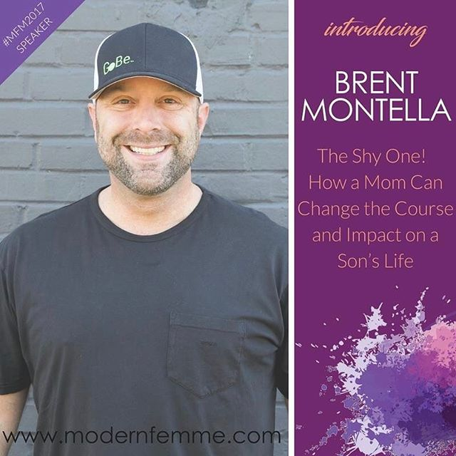 "The Shy One!  #NotSelfMade.  CALLING ALL ""I'M JUST A MOM""s OUT THERE! This one is for you!  Brent Montella, one of the contributing founders of GoBe, wants you to know that YOU are SO much more than ""just a mom."" ""You are currently not living at the level of your potential, even in the waiting, there is still work do be done, it's time for you to GoBe+Fearless+. Don't settle here, but be moving forward and smile at the future, it's time for you to GoBe+Expectant+. We all have the ability to positively influence those around us no matter our socioeconomic status, age, marital status or especially our past.  The seed that grows to be a beautiful tree that bears a lot of fruit was buried in dirt before anyone saw its fruit. It's time for you to GoBe+Inspiring+. #NotSelfMade ""I'm just a Mom""  No, You are a Mom, you are Strong and you are Fearless. So be excited and smile what is ahead in your future. ""She is clothed in Strength and Dignity; can laugh at the days to come."" - Proverbs 31:25  Hear his personal stories about his Mom and how she paved the way for the person he became today and be reminded that your job as Mom is the most important one you have."