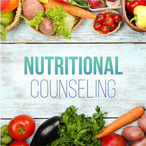 What is Nutritional Counseling?  Putting together a plan to reach the realistic goals of the patient for the type of lifestyle they want. Implementing a step-by-step program to reach and maintain those goals. Making sure that your organs, glands and tissues are functioning optimally.