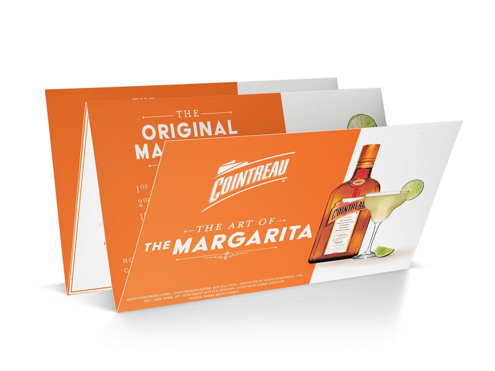 In-store Recipe Leaflet