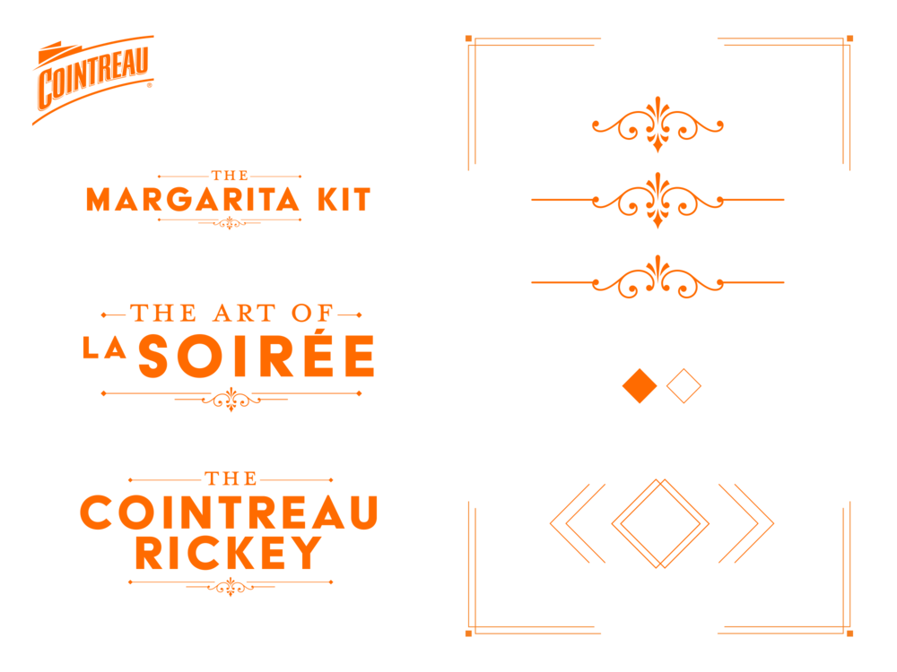 Design System created for use across all merchandise.