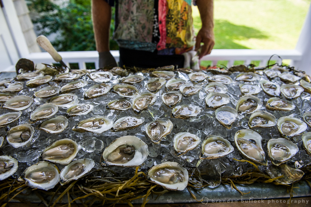 Pemaquid Oyster Raw Bar © Brendan Bullock