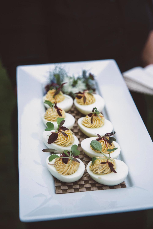 Deviled Eggs   ©Wylde Photography