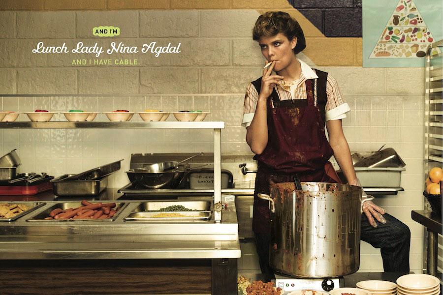 DirecTV_nina-agdal_lunch-lady.jpg