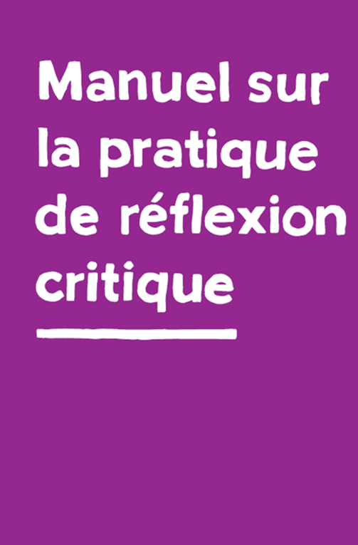 Critical Reflective Practice Workbook (French)