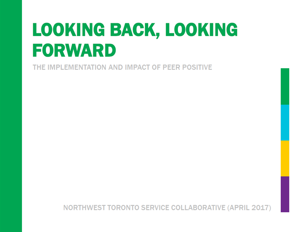 Looking Back, Looking Forward: The implementation and impact of Peer Positive