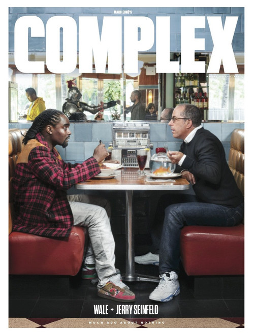Complex Magazine Dec | Jan 2015