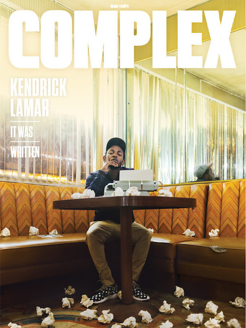 Complex Magazine Aug | Sept 2014