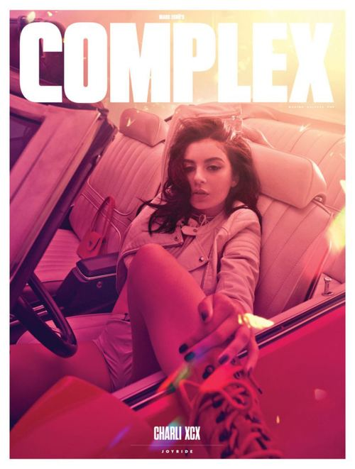 Complex Magazine Oct | Nov 2014