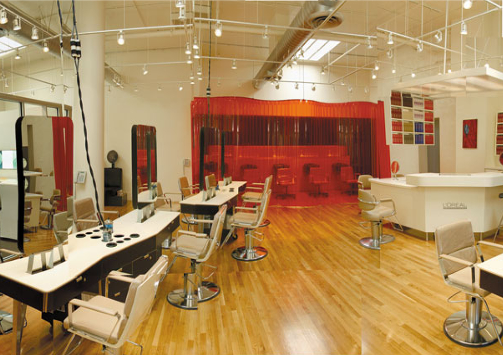 Fred Segal Beauty Salon March Studio