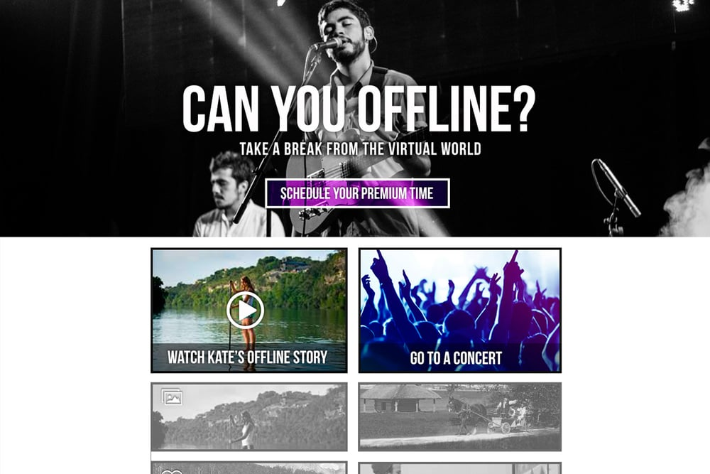 Can you offline?