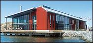 Nordiska akvarellmuseet. Beläget i natursköna Skärhamn är detta en attraktion som lockar turister från hela världen.